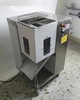 Kostenloser Versand 5 Stück / Los 110V / 220V Multifunktionsfleisch Cuber für Fleischstreifen QSJ-A gewürfelte Fleisch-Maschine Alle sind mit Klingen aus rostfreiem Stahl