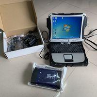 GM MDI Multiple Diagnostic Interface Tool wifi con laptop CF19 Touch Screen Scansione 2 anni di garanzia Set completo