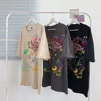 Männer Designer-T-Shirts aus 100% beiläufige Kleidung Stretchds Kleidung Naturaln jdud7df T-Shirts Schwarz Baumwolle Kurzarm-T-Shirt Kundenspezifische Karikatur-Mann