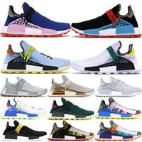 2020 رجل سباق بي بي سي NMD الإنسان الاحذية فاريل وليامز عينة الأصفر الأساسية الأسود رياضة المصمم أحذية نسائية أحذية رياضية 36-47
