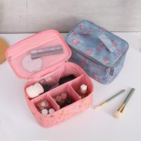 Makeup bagFashion Women Bags Men Large Waterproof Nylon Travel Cosmetic Bag Organizer Case Necessaries Make Up Wash Toiletry Bag
