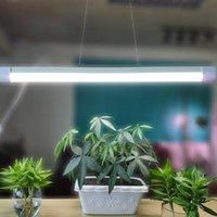 4ft LED 실용 상점 빛 5000 루멘 최고 밝은 높은 CRI RA80LED 차고 빛은 전원을 가진 막대기 정착물을 지도했습니다