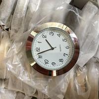 ゴールド、ローマ/アラビアの箱入り50mm挿入時計2インチ挿入日本のPC21Sメタルフィットアップ