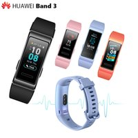 Original Huawei Band 3 Smartband Metal Frame Amoled Full Col...