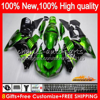 Injection For KAWASAKI ZX 14R ZZR1400 ZX14R 06 07 08 09 10 1...