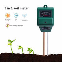 3 in 1 Plant Flowers Soil PH Tester Moisture Measuring humid...