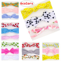 Baby Girl 3pcs set headband Toddler INS Fruit Print Hairband...