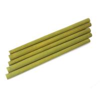 Cannucce di bambù Cannucce riutilizzabili Cannucce di bambù organiche Cannucce di legno naturali per utensili da bar per matrimoni di compleanno per feste DHL Free 6898