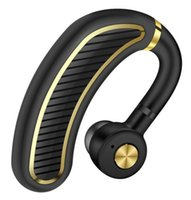 K21 Bluetooth 5.0 Kopfhörer drahtloser Kopfhörer mit Mikrofon 24 Stunden Arbeitszeit Bluetooth Earbuds Kopfhörer Wasserdichte Kopfhörer für iPhone 20X DHL