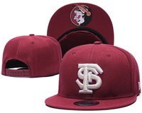 Nuovi Caps Florida State Seminoles FSU 2020 College Football Snapback Cappelli Cap Cap Color Red Color Cappelli Mix Cornice Ordina Tutti i cappucci in magazzino all'ingrosso