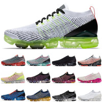 Barely Volt Laser Fuchsia Triple Black Running Shoes South B...
