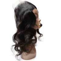 360 Malaysian Lace Frontal Closure Body Wave Straight Wavy 1...