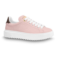 TIME OUT scarpe da tennis delle donne le scarpe di lusso genuini scarpe di cuoio del progettista autentico casuali scarpe da donna in pelle formato 35-40 modello hy13