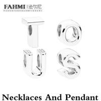 Fahmi Nuovo prodotto 925 argento sterling argento argento retrò design moda donna gioielli naturale nero agata classica orso pendente collana