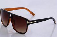 Nouveau Vente Chaude De Mode Tom Marque Designer Ford Lunettes De Soleil Hommes Femmes Acétate TF 211 Lunettes de Soleil UV400 Oculos masculino Mâle # 578