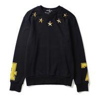 New Arrival. 2019 new Raf simons Oversized Sweater hoodies Men Women  Unisexual Pocket Knit Shirt Fashion Black Long Sleeve ... fc39ba9c3