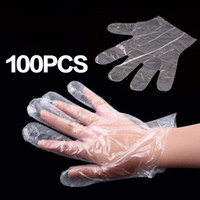Food Plastic Gloves Disposable Gloves for Restaurant Kitchen...