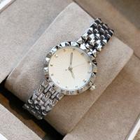 le donne d'oro Top di lusso di vendita nuovo Orologi modo del vestito signora vigilanza Signora Orologi orologio moderno all'ingrosso dropshipping alta qualità