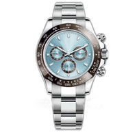 ROLEX Luxus Herrenuhr Designer-Uhr-Automatik 2813 Bewegung 316L Edelstahl Adustable Faltschliesse Herren Armbanduhr