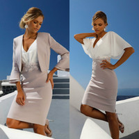 Linea Raffaelli Mother Of The Bride Dresses With Jacket Knee...