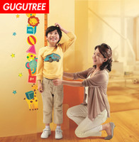 Decorate Home height measurement kindergarten cartoon art wa...