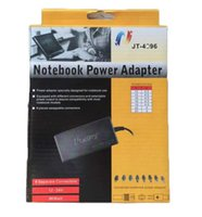 Neue heißen Verkaufs-Universallaptop-96W Notebook AC-Ladegerät-Energien-Adapter-freies Verschiffen