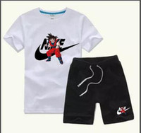 2020 Brand Kids Sets 2- 8T Children T- shirts And Shorts Pants...