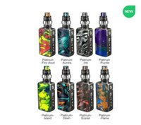 VOOPOO Drag 2 Platinum 177 W TC-Kit Drag 2 Platinum Box Mod mit UFORCE T2-Tank U2 N3 Spulen 100% Original