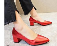 Hot Sale- Women' s shoes in Spring and Autumn with New s...