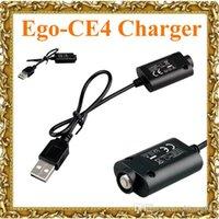 자아 USB 충전기 케이블 EGO-T Vision Spinner Ecig 배터리 18650 배터리 증기 ECIGS 충전기에 대 한 EGO CE4 전자 담배 USB 충전기