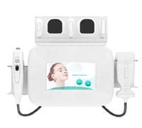 2 в 1 ультразвуковом льем HIFU LipoSonix + HIFU для лица красоты тела для похудения машина LipoSonix лица тела подъема потери веса LipoSonix