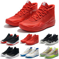 2019 Nouveau Chaussures de basket Zoom Kd 12 EP The Day One 12E Sports Edition Sneakers Formation US 7-12