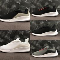 Nuevo Ligero Viale Negro Gris Diseñador Hombre Zapatillas de deporte Comfort Volt Cojín blanco Malla transpirable Moda Mujer Zapatillas de deporte casuales