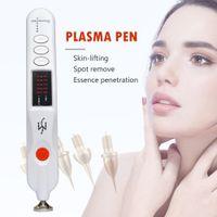 البلازما القلم Plamere 4 إبر MTS رئيس الحاجب رفع القلم / بقعة إزالة القلم / بلازما القلم التجاعيد جهاز إزالة الجمال في 2019