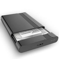 2020 Высококачественные 2,5-дюймовые 5 Гбит / с SATA на USB 3.0 Корпус жесткого диска жесткого диска Адаптер