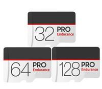 2019 베스트셀러 PRO 100 % 32GB 80MB / S 90MB / S 플래시 메모리 카드 클래스 10 무료 SD 어댑터 소매 물집 패키지 Epacket DHL 무료 Shi