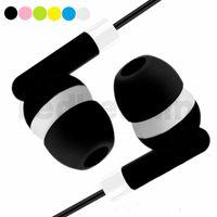Одноразовые наушники-наушники гарнитура для наушников 3.5 мм Джек Универсальные наушники наушников для Samsung MP3 MP4 планшет