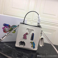Global Limits Fashion Luxury Women Handbags Designer Flap Pocket Color Graffiti Print Hombro Corssbody Bag Best seller 1BA217 w88