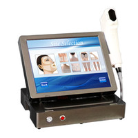 Professional 3D Hifu Machine 20000 Shots Высокая интенсивность Сфокусированная Ультразвуковая подъем для похудения для груди и красоты тела