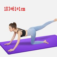 High Quality Yoga Mat Environmental protection thickening an...