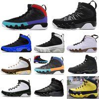 Nikeairjordanretro9jordans9soffwhite 2019 air jordan retro 9 sogno è farlo 9 mens scarpe da Jumpman 9s Snakeskin Città del volo Mop Melo uomini scarpe sportive sneakers