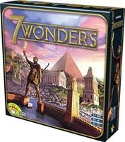 Jeu de société 7 Wonders Duel Cards Carte de jeu à boire DRUNK