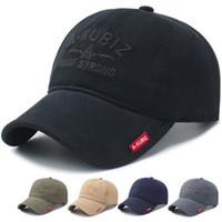 코튼 자 수 편지 모자 남성용 힙합 Unisex 야외 야구 모자 캐주얼 스포츠 모자 트럭 모자