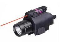 2020-NEW фонарик Тактический Insight красный лазерный CREE LED 300LM Свет факела Фонарь для пистолета Пистолет для охоты Отдых на природе Рыбалка