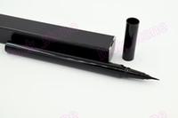 no logo Hochwertige OEM-Kunststofftube Wasserdicht Permanent Private Label Liquid Eyeliner super dünn für Augen Make-up mit Box