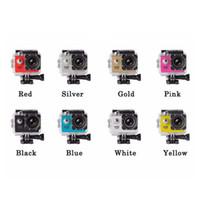 Outdoor Sport Action Mini Unterwasserkamera 480P Full Wasserdichte Kamera DV-Bildschirm Wasserbeständige Videoüberwachung