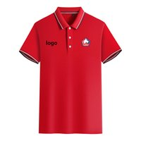 Lille Olympique Sporting Club Summer Мужская Slim Fit Golf Polo Футболка с коротким рукавом Поло Повседневная футболка Спортивная
