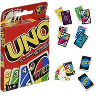 UNO Card Games Wild DOS Flip Edition Board Game 2- 10 Players...