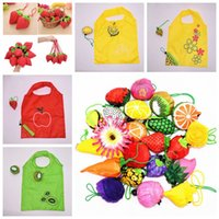 Foldable Reusable Shopping Bags Fruits Tote Eco Storage Groc...