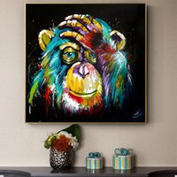 1 Pcs Posters and Prints Wall Art Canvas Painting Abstract W...